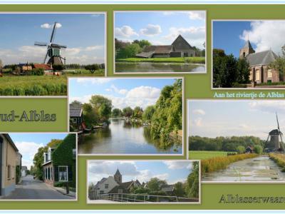 Oud-Alblas is een dorp in de provincie Zuid-Holland, in de streek Alblasserwaard, gem. Molenlanden. Het was een zelfstandige gem. t/m 1985. In 1986 over naar gem. Graafstroom, in 2013 over naar gem. Molenwaard, in 2019 over naar gem. Molenlanden.