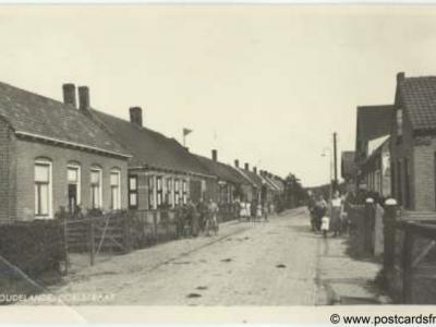 Oudelande, Doelstraat, 1959