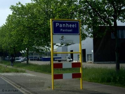 Panheel is een buurtschap in de provincie Limburg, in de regio Midden-Limburg, gemeente Maasgouw. T/m 1820 gemeente Pol en Panheel. In 1821 over naar gemeente Heel en Panheel, in 1991 over naar gemeente Heel, in 2007 over naar gemeente Maasgouw.