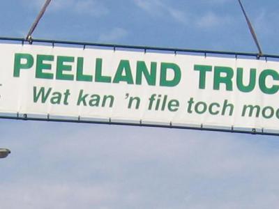 Onder het motto 'Wat kan 'n file toch mooi zijn!' trekt de Peelland Truckrun op een zondag in april in een konvooi met ca. 200 vrachtwagens door dorpen in de gemeenten Asten, Deurne, Gemert-Bakel en Someren.