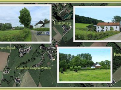 Pesaken, collage van buurtschapsgezichten (© Jan Dijkstra, Houten)
