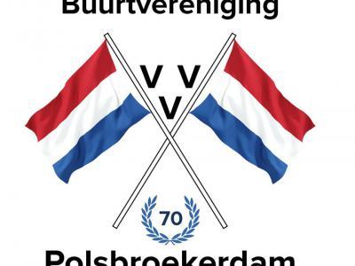 Buurtvereniging VVV Polsbroekerdam heeft in 2015 haar 70-jarig bestaan gevierd