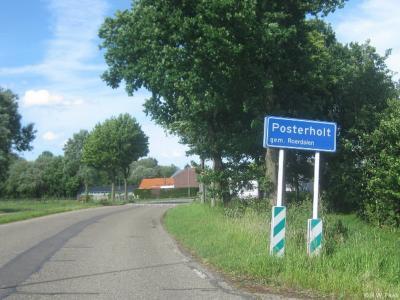 Posterholt is een dorp in de provincie Limburg, in de streek Midden-Limburg en daarbinnen in de regio Roerstreek, gemeente Roerdalen. Het was een zelfstandige gemeente t/m 1990. In 1991 over naar gemeente Ambt Montfort, in 2007 over naar gem. Roerdalen.
