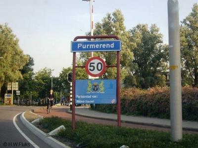 Purmerend is een stad en gemeente in de provincie Noord-Holland, in de streek Waterland.