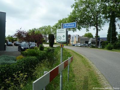 Putkop is een buurtschap en bedrijventerrein in de provincie Utrecht, gemeente Woerden. T/m 2000 gemeente Harmelen. De buurtschap Putkop heeft geen plaatsnaamborden, zodat je slechts aan de straatnaambordjes kunt zien dat je er bent aangekomen.