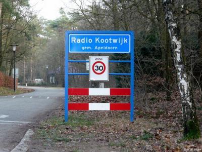 Radio Kootwijk is een buurtschap in de provincie Gelderland, in de streek Veluwe, gemeente Apeldoorn. T/m 1966 deels gemeente Barneveld.