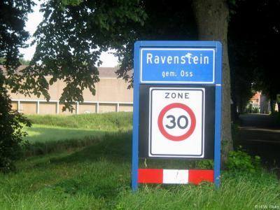 Ravenstein is een stad in de provincie Noord-Brabant, in de regio Noordoost-Brabant, gemeente Oss. Het was een zelfstandige gemeente t/m 2002.
