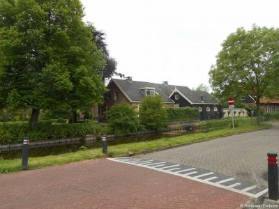Reeuwijk-Brug, dorpsgezicht