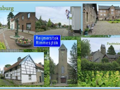Reijmerstok, collage van dorpsgezichten (© Jan Dijkstra, Houten)