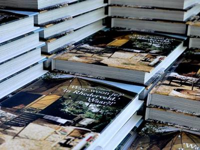 Als eindexamenproject voor haar studie aan Academie Minerva in Groningen heeft inwoonster van Rhederveld Janty Heeres in 2014 een boek gemaakt over de geschiedenis van haar woonplaats en streek, getiteld 'Waar woon je?' 'In Rhederveld.' 'Waar?!'