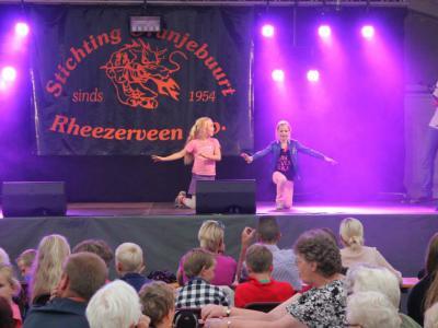 Stichting Oranjebuurt Rheezerveen organiseert diverse evenementen door het jaar heen