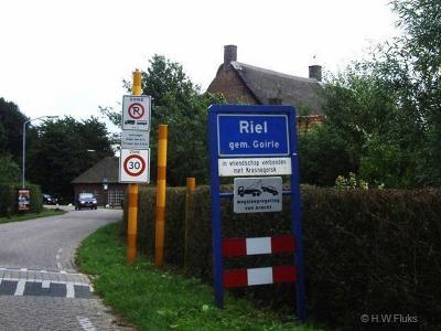 Riel is een dorp in de provincie Noord-Brabant, in de regio Hart van Brabant, gemeente Goirle. T/m 1996 gemeente Alphen en Riel.