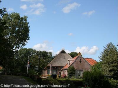 Readtsjerk, dorpsgezicht