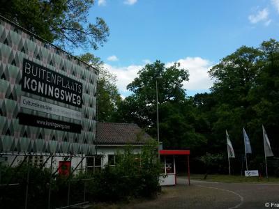 Schaarsbergen, de voormalige militaire complexen Kamp Koningsweg Noord en De Zeven Provinciën worden herontwikkeld tot de 'culturele enclave' Buitenplaats Koningsweg