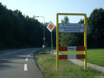 Schaesberg is een voormalig dorp, thans stadsdeel in de provincie Limburg, in de regio Parkstad, gemeente Landgraaf. Het was een zelfstandige gemeente t/m 1981.