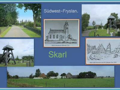 Scharl, collage van buurtschapsgezichten (© Jan Dijkstra, Houten)