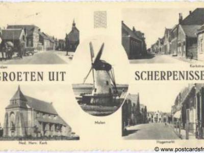 Scherpenisse, Groeten uit, 1959