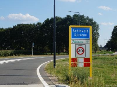 Schinveld is een dorp in de provincie Limburg, in de streek Heuvelland, regio Parkstad, gemeente Beekdaelen. Het was een zelfstandige gemeente t/m 1981. In 1982 over naar gemeeente Onderbanken, in 2019 over naar gemeente Beekdaelen.