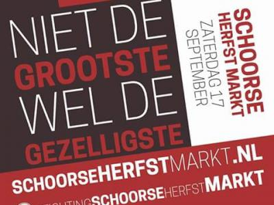 Op een zaterdag in september is er in Schore de Schoorse Herfstmarkt, met o.a. braderie, rommelmarkt, brocantemarkt en kindervrijmarkt