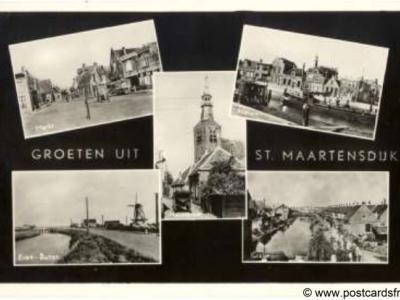Sint-Maartensdijk, Groeten uit