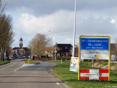 Sint Jacobiparochie is een dorp in de provincie Fryslân, gemeente Waadhoeke. T/m 2017 gemeente Het Bildt.