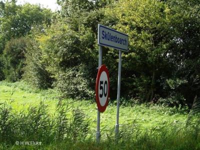 Skûlenboarch is een buurtschap van het dorp Eastermar