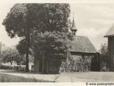 Smakt, de St. Jozefkapel uit 1699. Smakt is het enige bedevaartsoord van de heilige St. Jozef in Nederland.