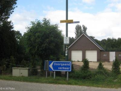 Straatnaambordjes zijn in ons land bijna altijd blauw. Buurtschap Stad van Gerwen had tot voor kort gele straatnaambordjes. Tegenwoordig zijn deze bordjes ook blauw.
