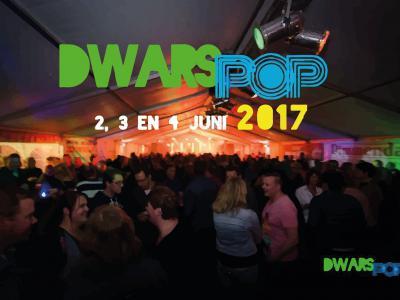 In 2016 is in Steenwijksmoer voor de eerste keer muziekfesival Dwarspop georganiseerd, als initiatief van een handvol dorpelingen. Dat was een doorslaand succes (de tent was uitverkocht), dus het dorp heeft er weer een jaarlijkse traditie bij.