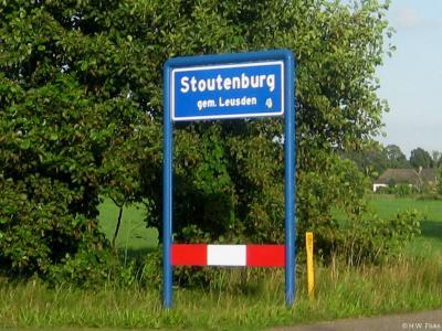 Stoutenburg is een dorp in de provincie Utrecht, in de streek Eemland, in grotendeels gemeente Leusden, deels gemeente Amersfoort. Het was een zelfstandige gemeente t/m 31-5-1969.