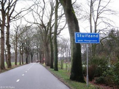 Stuifzand is een dorp in de provincie Drenthe, gemeente Hoogeveen. T/m 1997 gemeente Ruinen.