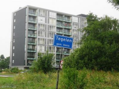 Tegelen is een dorp in de provincie Limburg, in de regio Noord-Limburg, gemeente Venlo. Het was een zelfstandige gemeente t/m 2000.