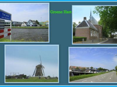 Ter Aar is een dorp in de provincie Zuid-Holland, in de streek Groene Hart, gemeente Nieuwkoop. Het was een zelfstandige gemeente t/m 2006. (© Jan Dijkstra, Houten)