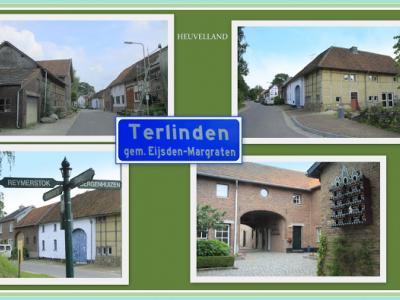 Terlinden is een buurtschap in de provincie Limburg, in de streek Heuvelland, gemeente Eijsden-Margraten. De buurtschap valt onder het dorpsgebied van Noorbeek. (© Jan Dijkstra, Houten)