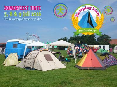 Het jaarlijkse hoogtepunt in Tinte is het Zomerfeest (3 dagen in juli), met als extra service Kemping Tinte vlak naast het feestterrein, waardoor je na het feest zo je tentje in kunt rollen.