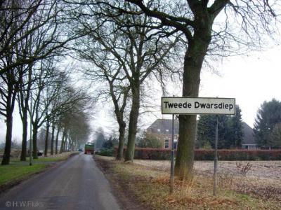 Tweede Dwarsdiep is een buurtschap van het dorp Gasselternijveenschemond