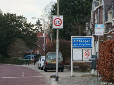 Ubbergen is een dorp in de provincie Gelderland, in de streek Rijk van Nijmegen, gemeente Berg en Dal. Het was een zelfstandige gemeente t/m 2014. De hoofdplaats van de gemeente was Beek.