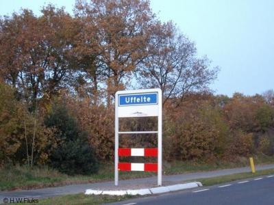 Uffelte is een dorp in de provincie Drenthe, gemeente Westerveld. T/m 1997 gemeente Havelte.