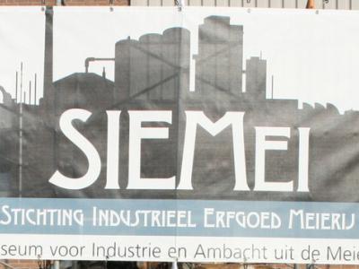 In Museum SIEMei in Veghel vind je uiteenlopende voorbeelden van de industriële en ambachtelijke bedrijvigheid uit de Meierij. Van letterzetmachines, houtverspaanders en een dragline, tot oude telefoontoestellen, gereedschappen en een lintzaagmachine.