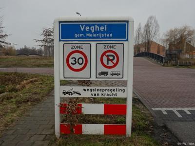 Veghel is een dorp in de provincie Noord-Brabant, in de regio Noordoost-Brabant, gemeente Meierijstad. Het was een zelfstandige gemeente t/m 2016. Het is de hoofdplaats van de gemeente Meierijstad.