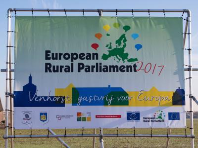 In oktober 2017 is heel Venhorst gemobiliseerd en in touw geweest voor de organisatie van het Europees Plattelandsparlement 2017/European Rural Parliament 2017. Voor nadere informatie zie het hoofdstuk Recente ontwikkelingen.