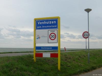 Venhuizen is een dorp in de provincie Noord-Holland, in de streek West-Friesland, gemeente Drechterland. Het was een zelfstandige gemeente t/m 2005.