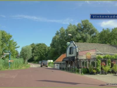 Restaurant De Viersprong aan de Vinkenkade is een begrip in Vinkeveen en wijde omgeving.