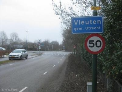 Vleuten is een dorp in de provincie Utrecht, gemeente Utrecht. Het was een zelfstandige gemeente t/m 1953. In 1954 over naar gemeente Vleuten-De Meern, in 2001 over naar gemeente Utrecht.