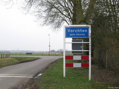 Vorchten is een dorp in de provincie Gelderland, in de streek Veluwe, gemeente Heerde.