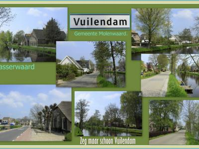 Vuilendam is een buurtschap in de provincie Zuid-Holland, gem. Molenlanden. T/m 1985 deels gem. Brandwijk, deels gem. Molenaarsgraaf, deels gem. Ottoland. In 1986 over naar gem. Graafstroom, in 2013 over naar gem. Molenwaard, in 2019 o/n gem. Molenlanden.