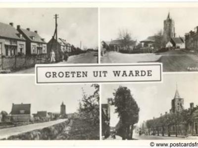 Waarde, Groeten uit, 1951