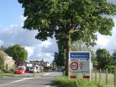 Waddinxveen is een dorp en gemeente in de provincie Zuid-Holland.