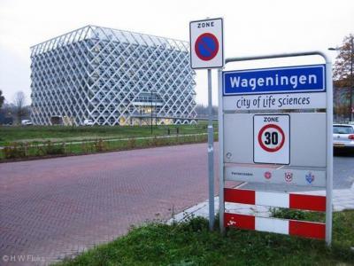 Wageningen is een stad en gemeente in de provincie Gelderland, in de streken Veluwe en Gelderse Vallei.