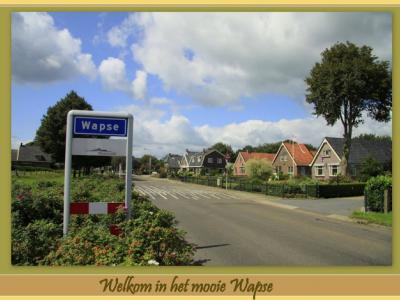 Wapse, dorpsgezicht (© Jan Dijkstra, Houten)